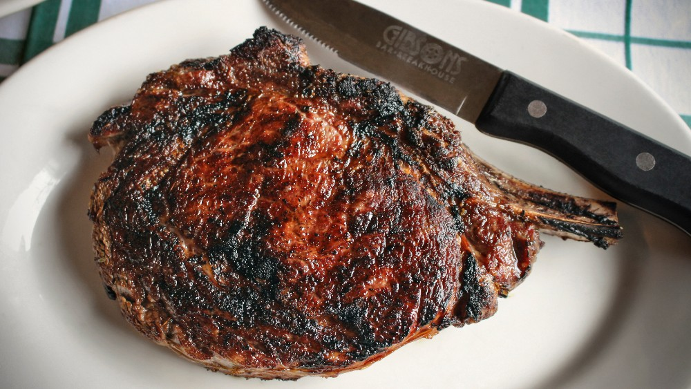 gibsons steak