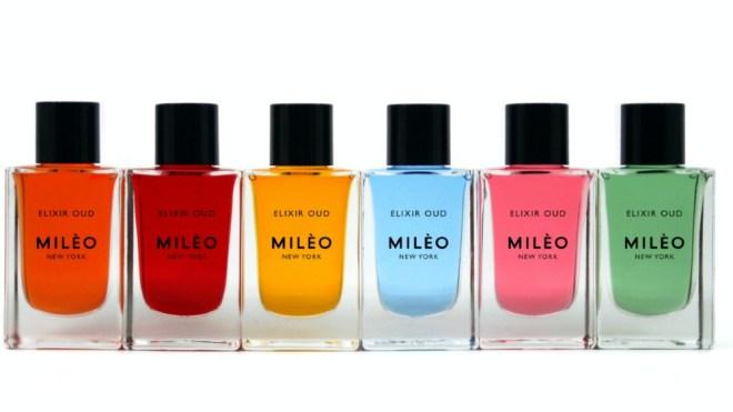 Mileo New York skincare travel