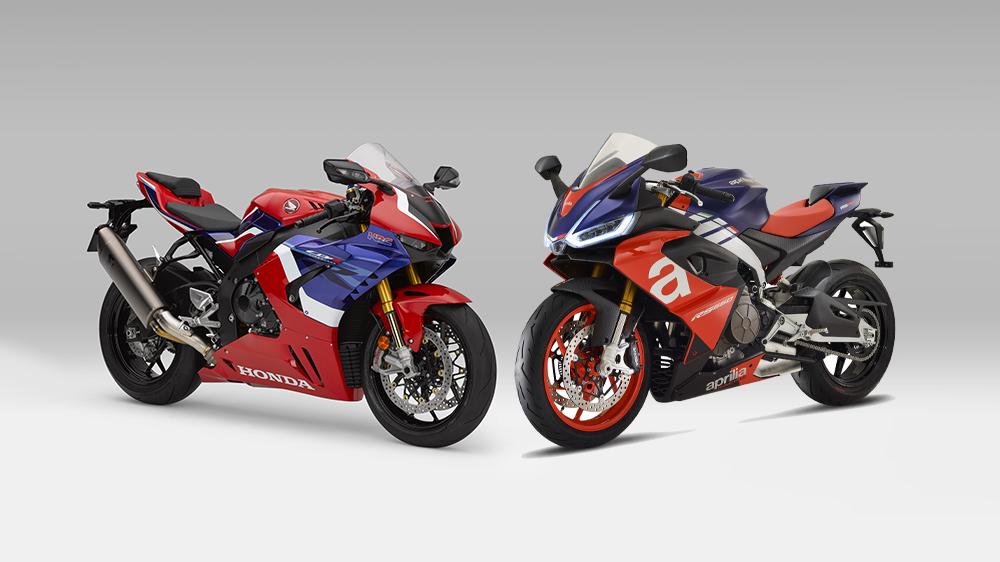 Honda and Aprilia