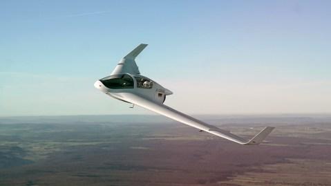 Horten HX-2 Flying Wing
