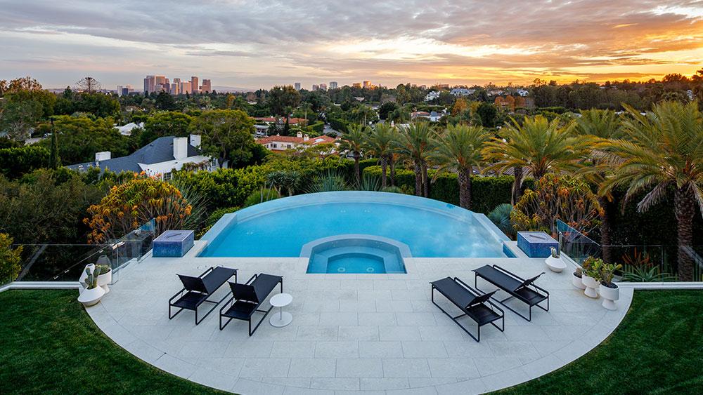 California, Zaha Hadid, Home