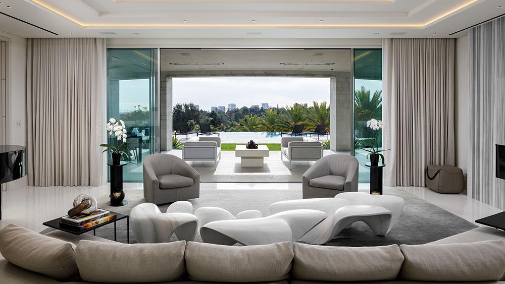 Zaha Hadid, California