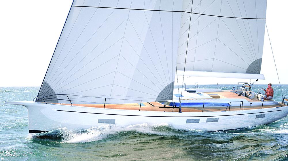 Hylas Yachts H60