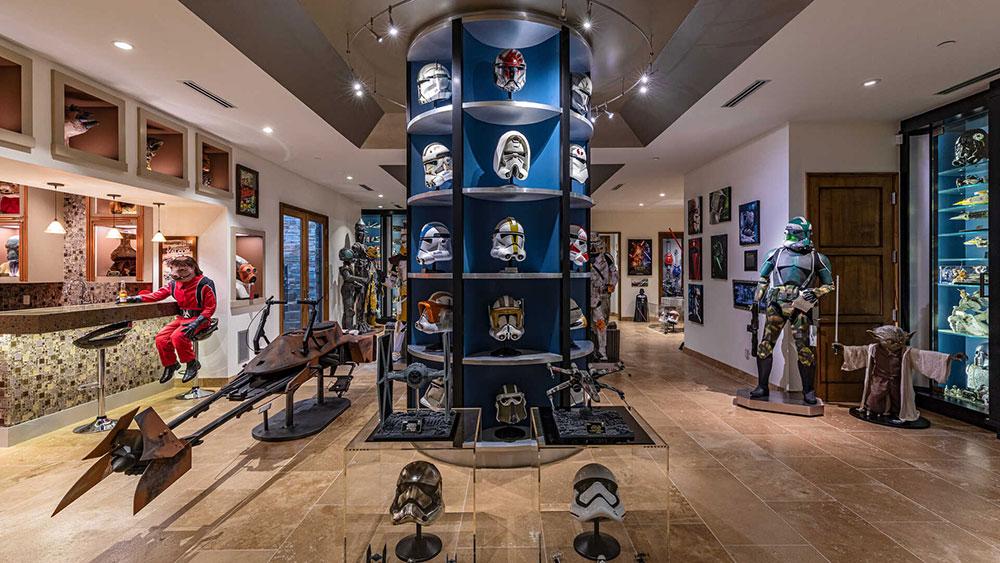 Star Wars, Home, California