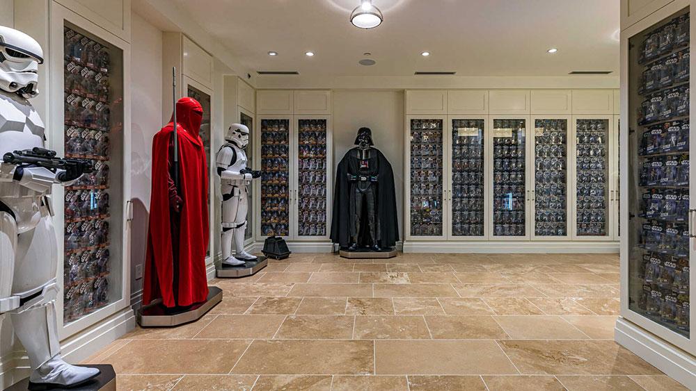 Star Wars, California, Home