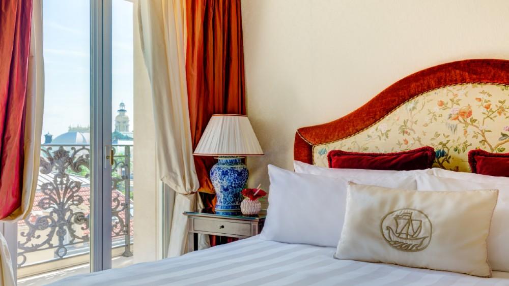 Hotel Metropole Monte-Carlo deluxe junior suite