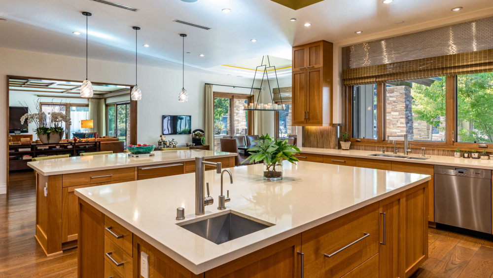 Kitchen, Star Wars, House, California