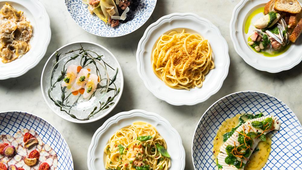 da toscano food pasta nyc