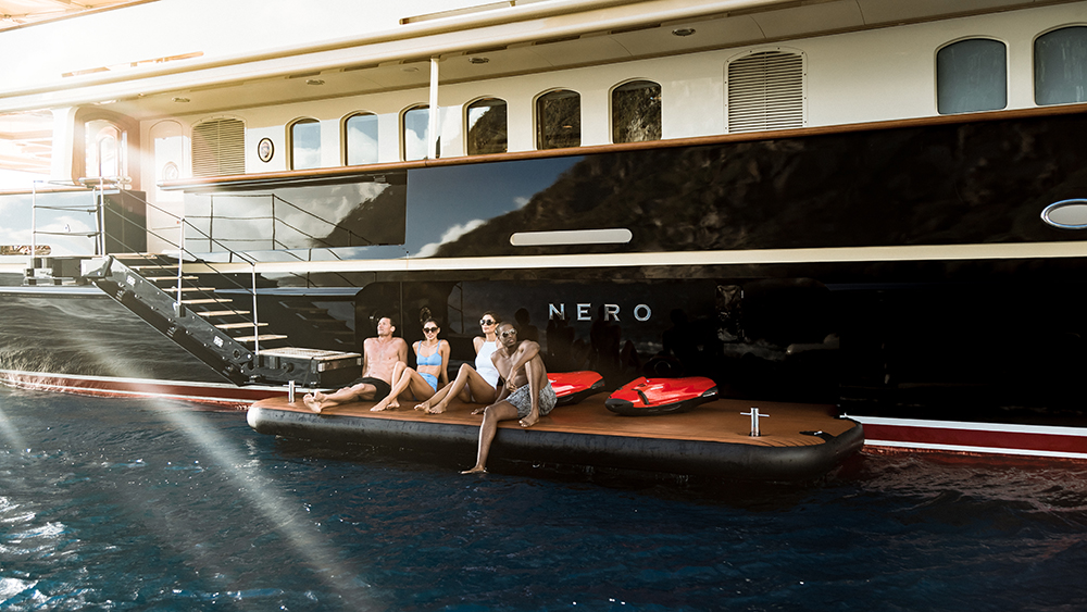 5 of the Best Superyachts Available for Charter Right Now