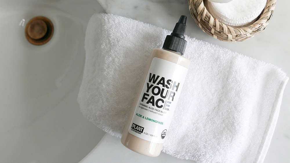 Plant Apothecary Wash Your Face Face Wash