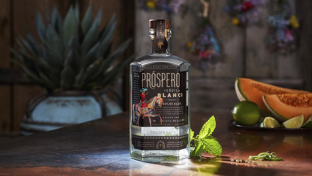 Próspero Tequila Blanco