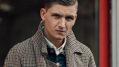 The history of the raglan sleeve coat