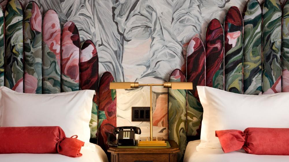 Riggs DC hotel design