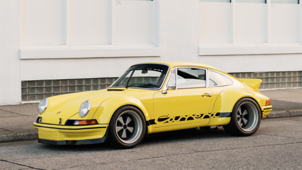 This Rwb Restored 1987 Porsche 911 Carrera Coupe Is Up For Sale Robb Report
