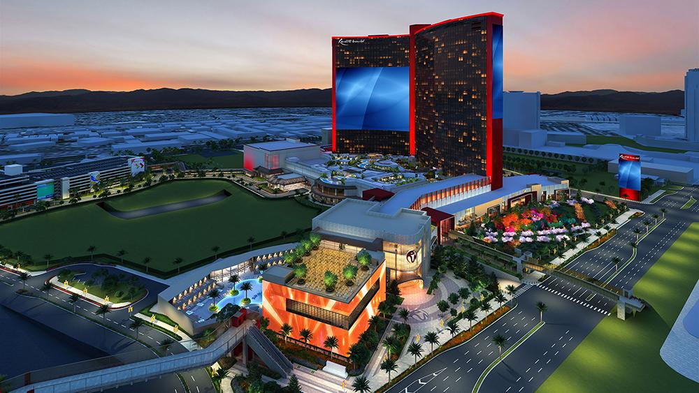 Hilton Resorts World Las Vegas