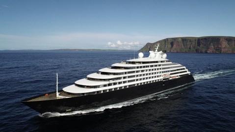 Scenic Eclipse yacht