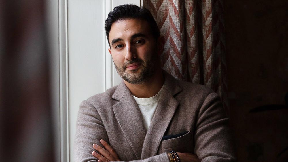 Sharan Pasricha at London's Sessions House