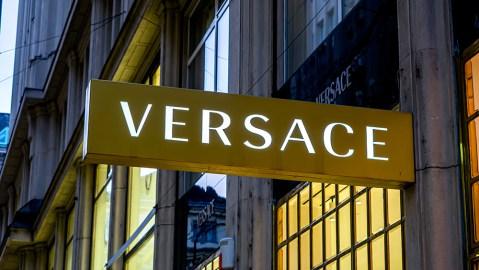 Versace sign