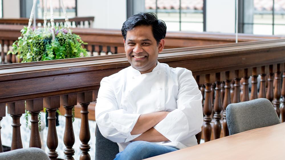 Chef Srijith Gopinathan