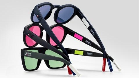 Safilo Aquafil sustainable sunglasses