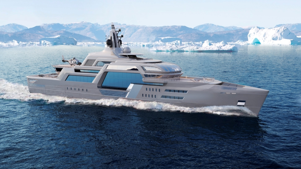 Reach The Far Sides Of The World Aboard An Explorer Yacht (Featuring Explorer Yachts for Sale)