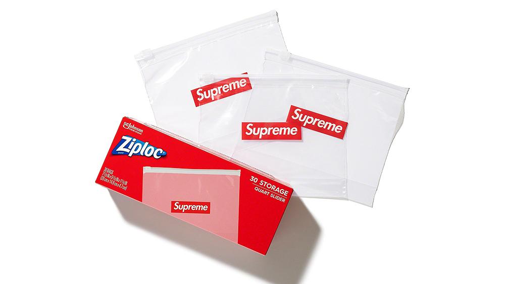 Supreme Ziploc