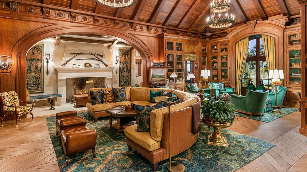 Don Wallace Tampa car mansion