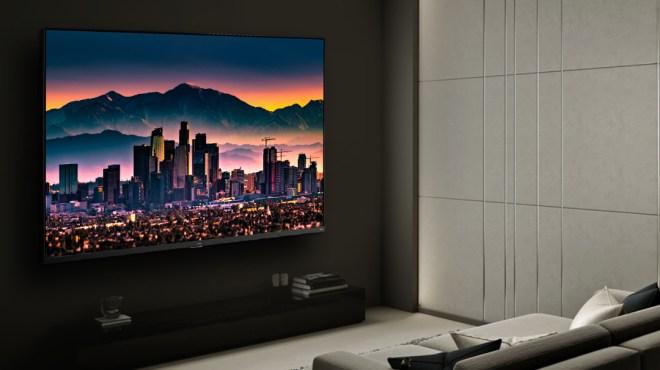 TCL 8-Series Vidrian Mini-LED 8K TV