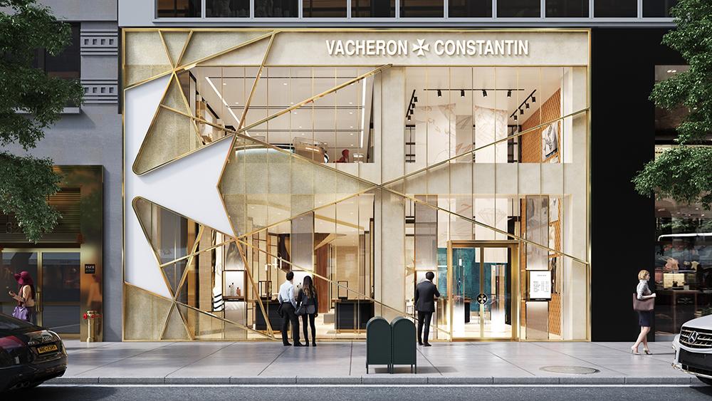Vacheron Constantin NYC Store