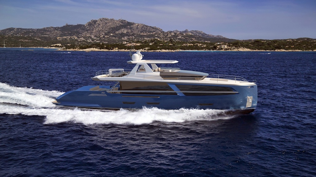 Van der Valk launches new Pilot series of yachts