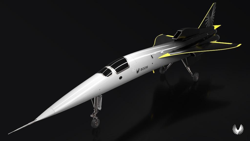 Boom Supersonic XB1