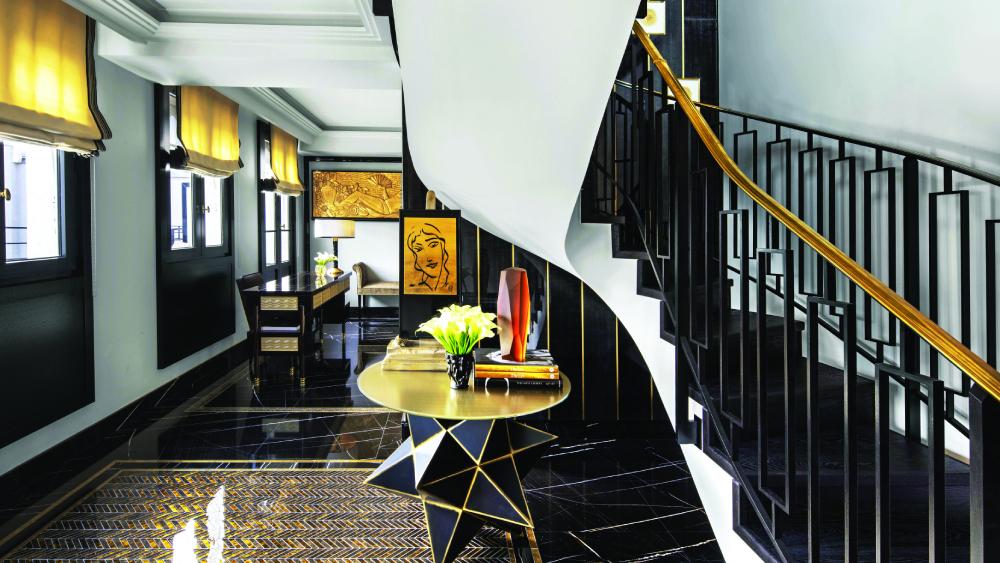 Prince de Galles's Suite Lalique