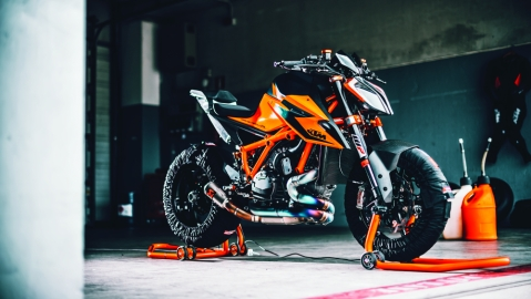 KTM Super Duke Beast