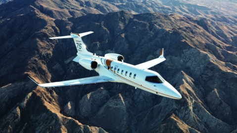Bombardier Learjet 75 Liberty
