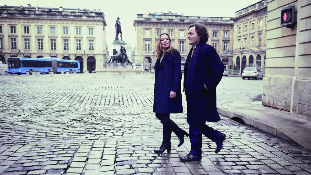 Vitalie and Pierre-Emmanuel Taittinger