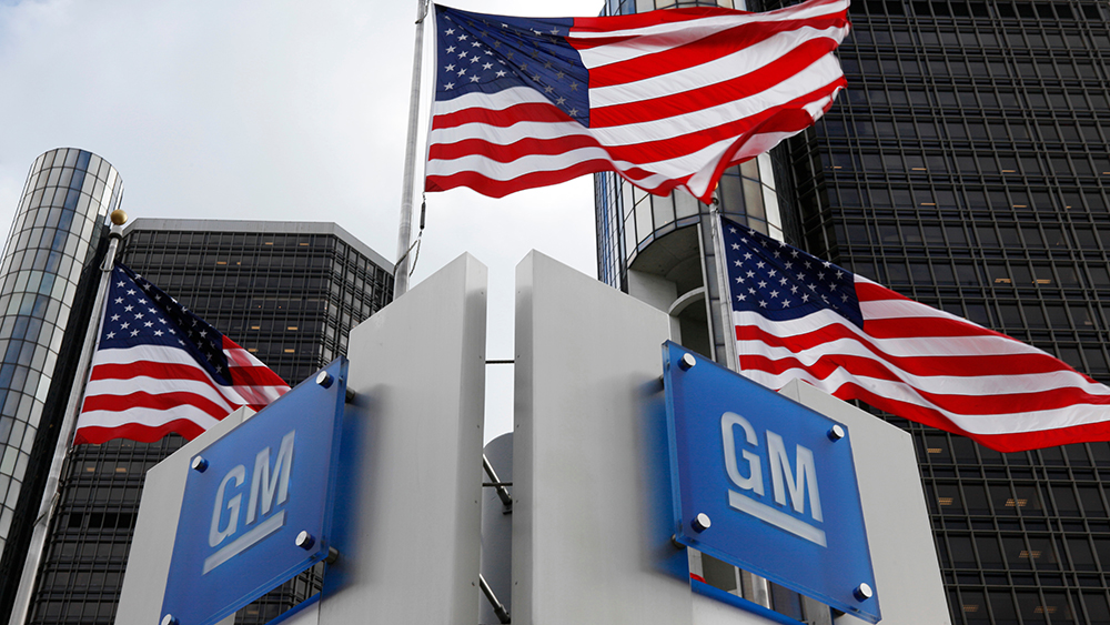 The General Motors headquarters in Detroit. GM announced plans to shed 8,000 white-collar jobs, erasing the long-held notion that if you have an education, you're immune from cyclical layoffs that used to be reserved for factory workersWhite Collar Blues, Detroit, USA - 18 Nov 2010