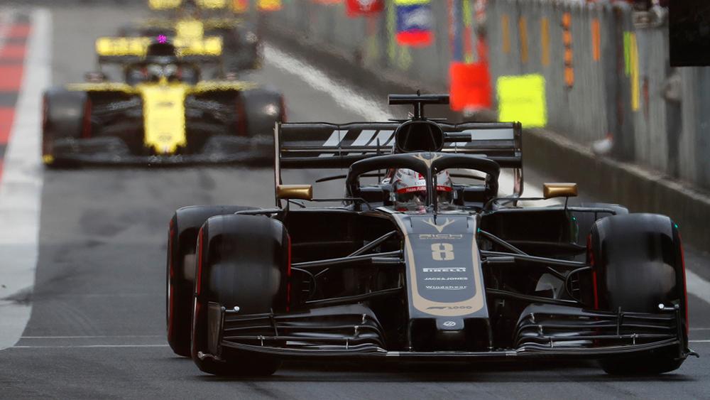 China Formula 1 Grand Prix
