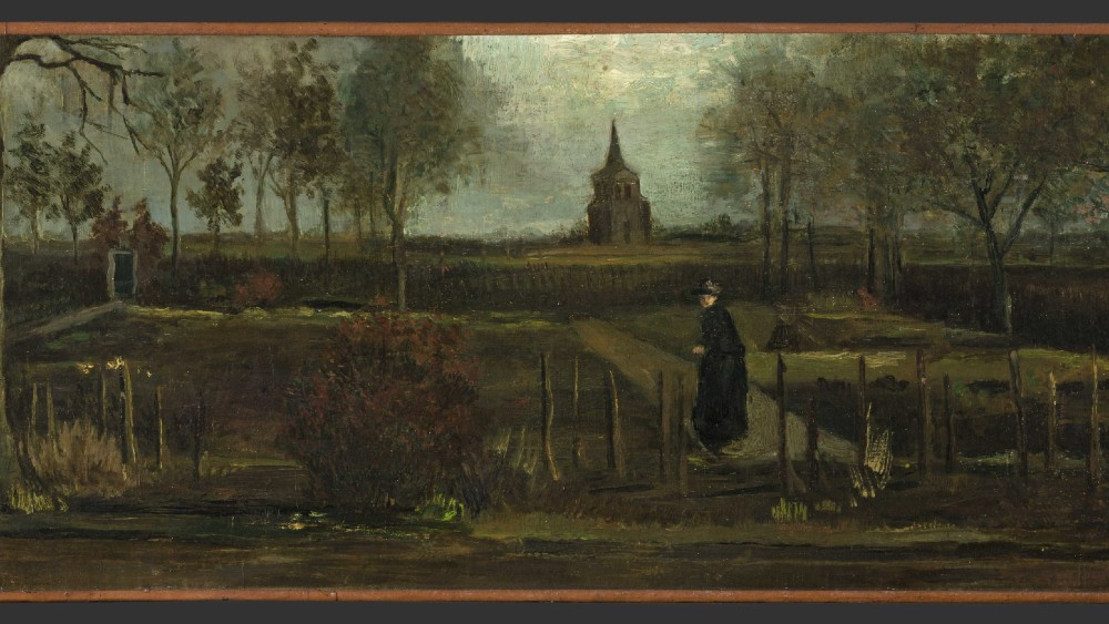 Van Gogh, Painting, Museum, Thief