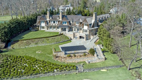 Tim Armstrong's $26m CT house