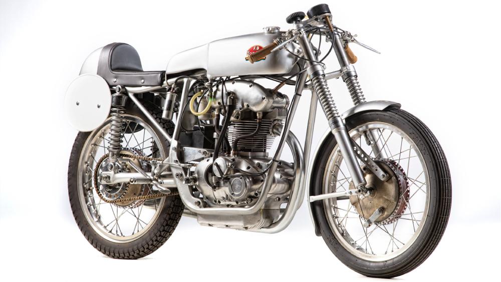 1954 Mondial 175 Bialbero GP