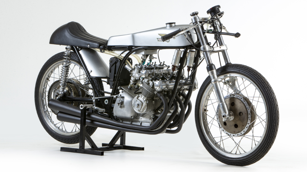1965 Ducati four-cylinder 125