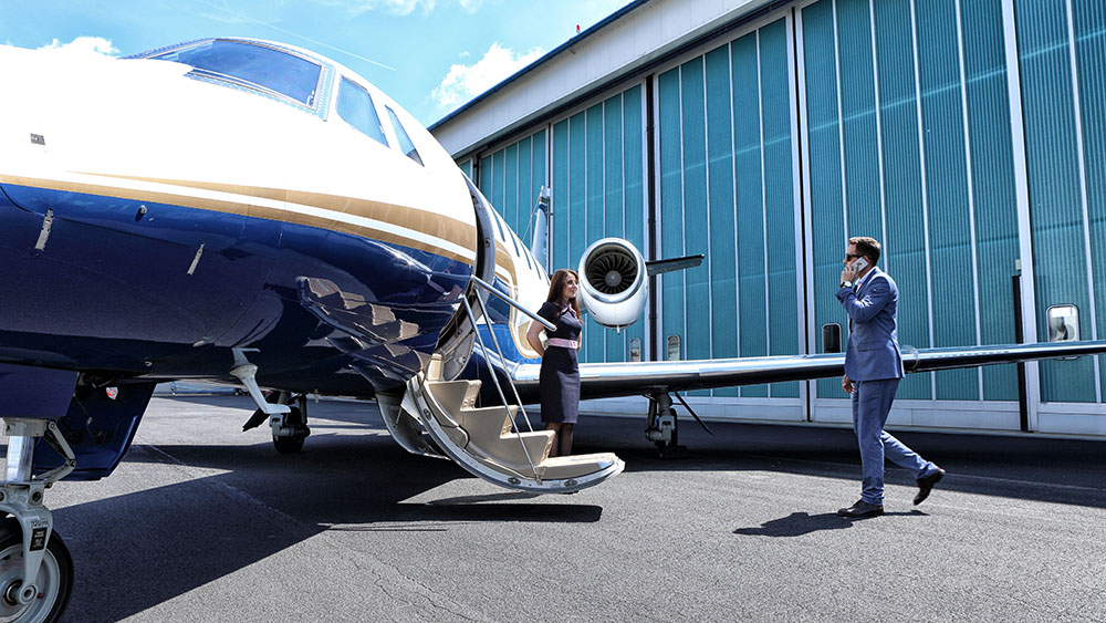 U.S. charter operators have also seen an increase in business with corporate and private fliers opting to use charter over commercial aircraft.
