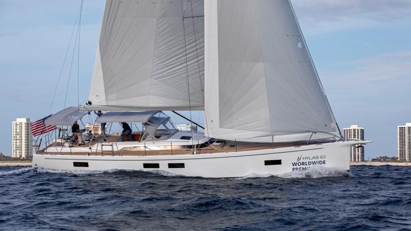 New Hylas 60 Yacht