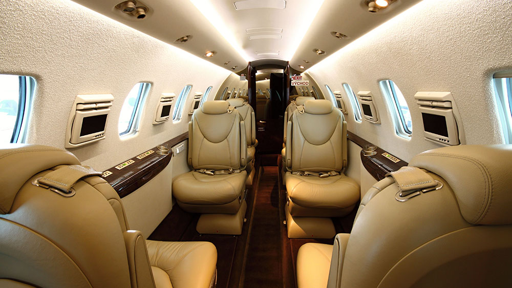 Private jets are seen as safer and more hygienic than commercial jets, while they can also land in more remote, private airfields.