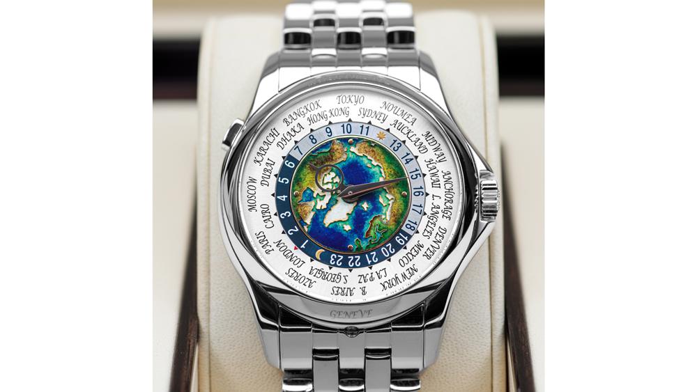 Patek Philippe World Time 5131P