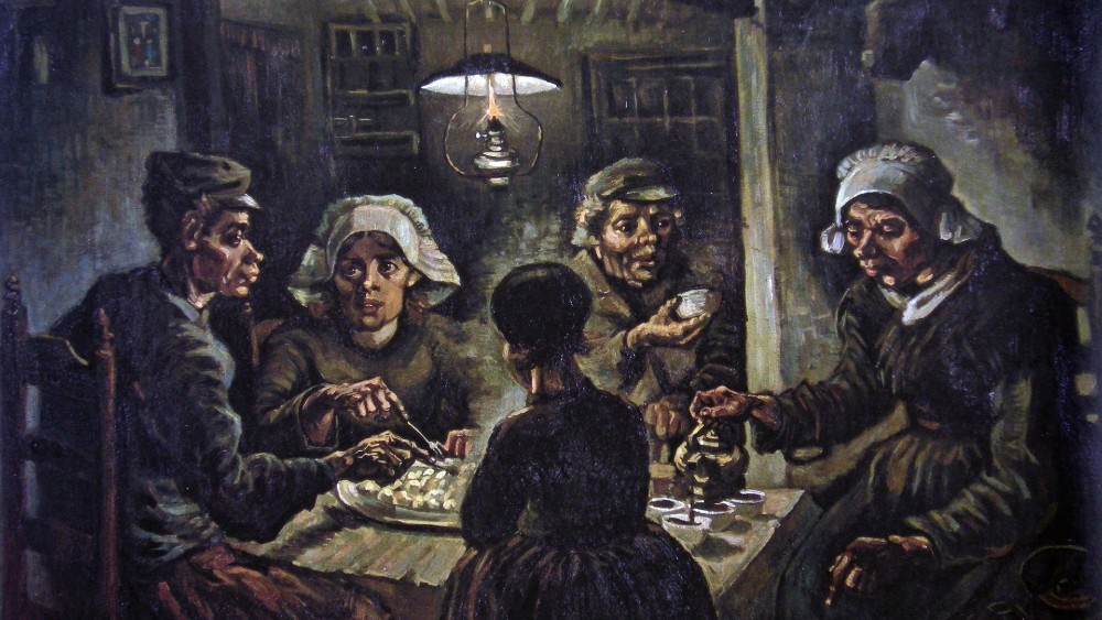 Potato Eaters, Van Gogh