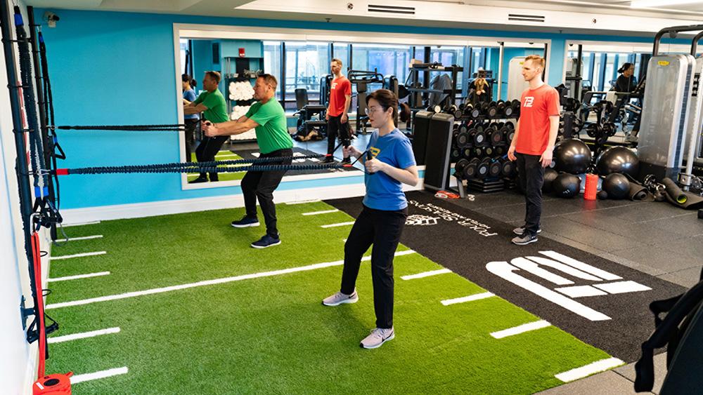 Four Seasons Boston Gym