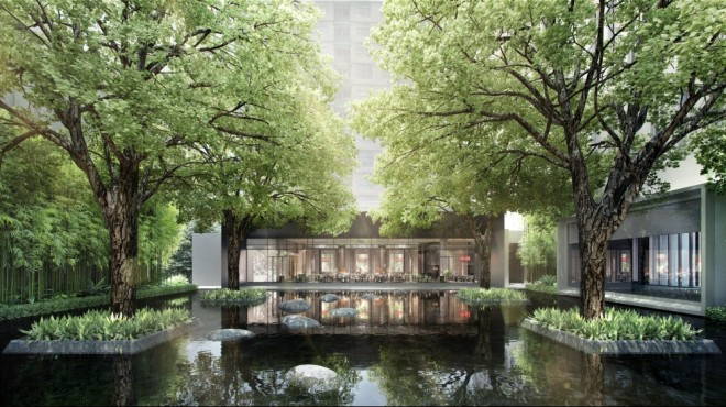 Four Seasons Bangkok Jean-Michel Gathy