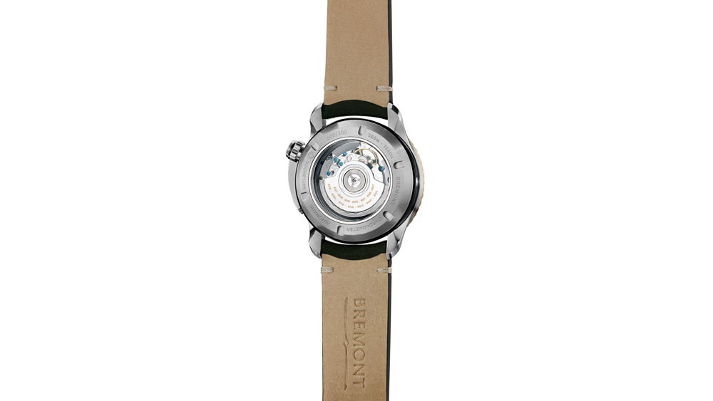 Bremont Project Possible Limited Edition Caseback