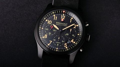 The Bremont ALT2-P JET pilot's watch
